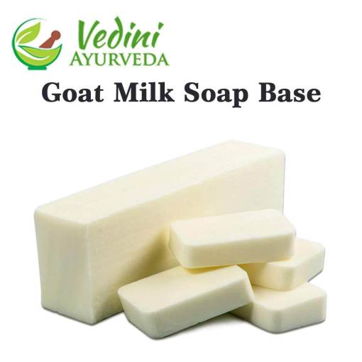 goat milk soap base