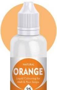 Vedini Orange Color