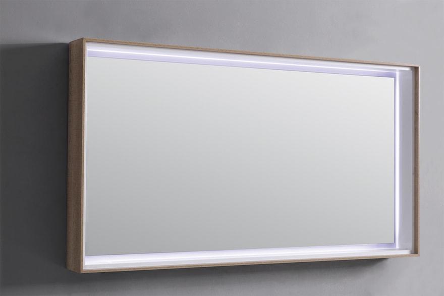 Miroir Lumineux A Leds Pour Salle De Bain Design A Prix Usine