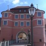 Průchod do poutního města Donauworth