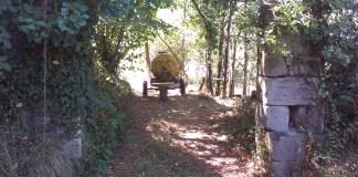 Svatojakubská cesta ve Francii poutníky potěšila veselou cisternou