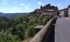 Ve Fracii me Svatojakubská cesty z Le Puy provedla přes Saint-Privat-d'Allier