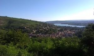 Rhona ve Francii na Svatojakubské cestě