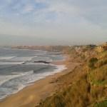 Penicche, Portugalsko, surfování,