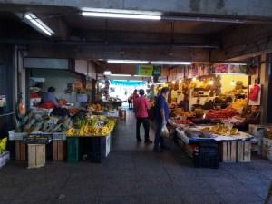 Tržnie v centru města Santiago de Chile