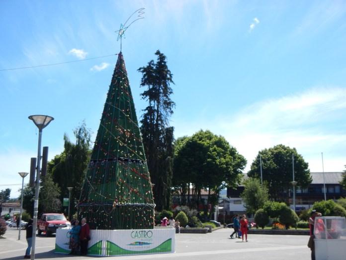 Vánoce v Chile