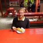 Jídlo v Chile při Working Holiday