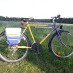 Kolo, cyklo, cyklistika, kolomobilita, přeprava, doprava, ekologie, nízkorozpočtová doprava.