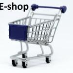 online, nákup, košík, e-shop