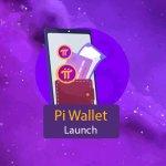 Pi Newtwork. kryptoměna, Pi Coin, Pi Token, peněženka. Pi Wallet