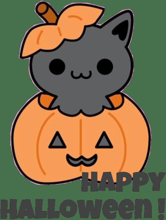 2560x1600 halloween black cat wallpaper 1064378. It S So Cute But It Says Happy Halloween Think Cute Cat Wallpaper Cartoon Transparent Cartoon Jing Fm
