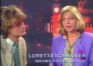Loretta en Jeroen