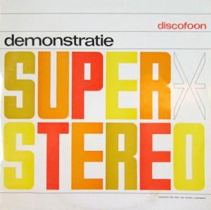 Discofoon - Super stereo elpee