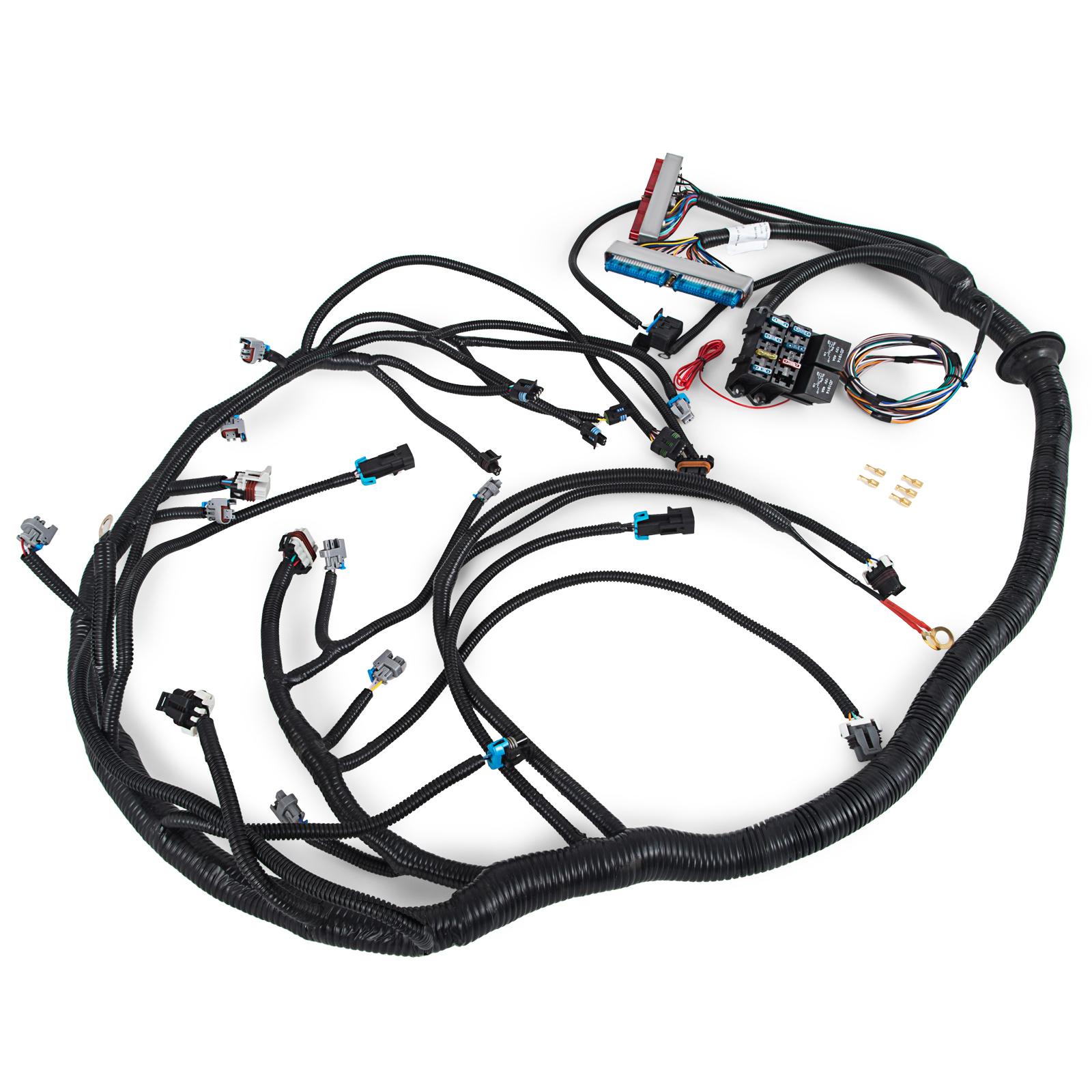 Wire Harness Ls1 Lsx Standalone W T56 Dbc 4 8