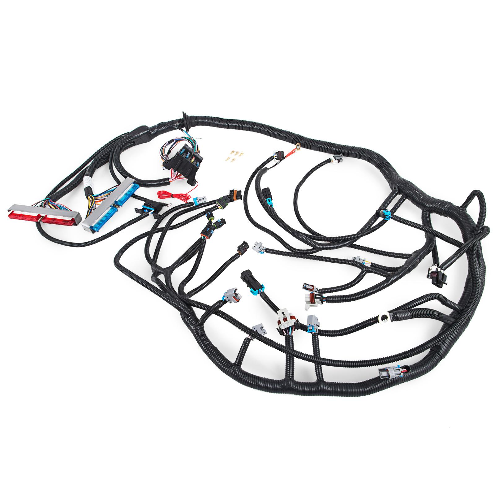 Oem Wire Harness Ls1 Lsx Standalone W T56 Dbc