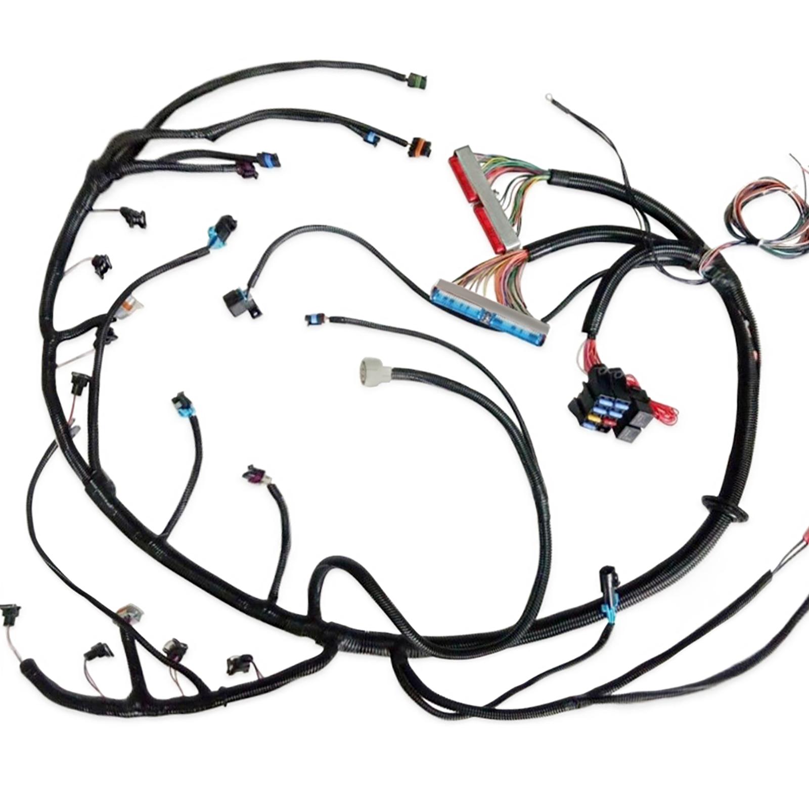Pop Wire Harness Ls1 Lsx Vortec Standalone W