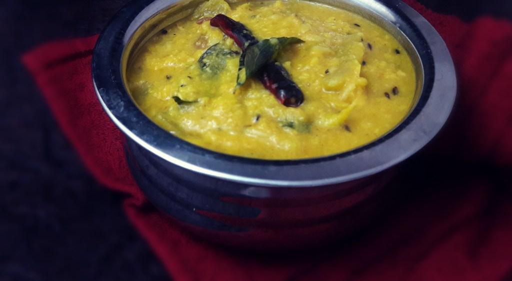 Chorakya Mulakushyam ~ Sorakkai kootu