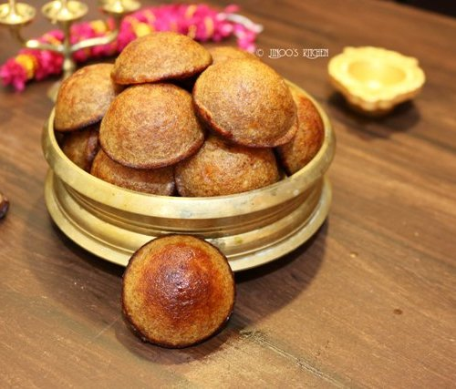 Dates Appam | Jaggery And Dates Nei Appam Recipe