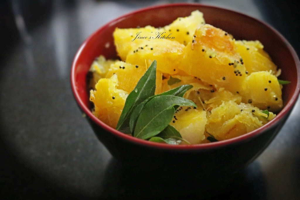 Kappa Ularthiyathu / Kappa vevichathu/ simple Tapioca stir fry