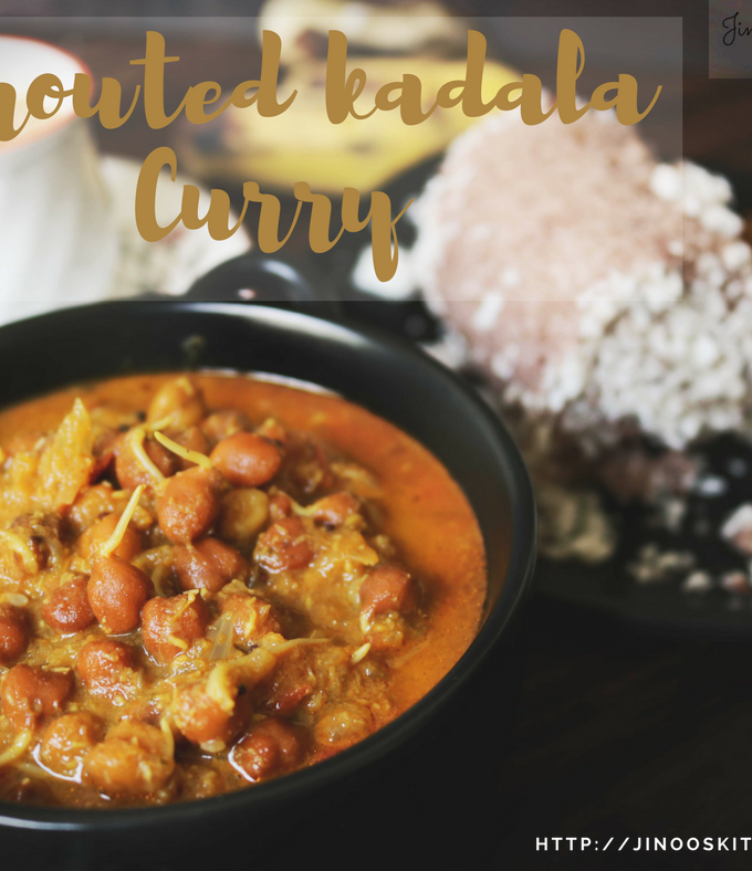 Kerala kadala curry