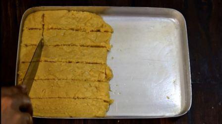 Mysore Pak recipe