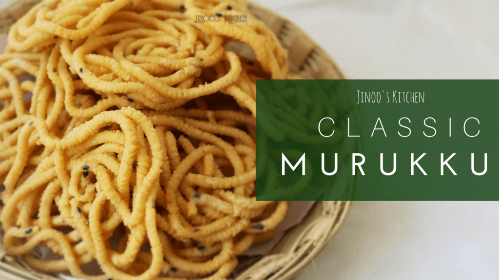 Classic murukku recipe – Traditional Murukku recipe
