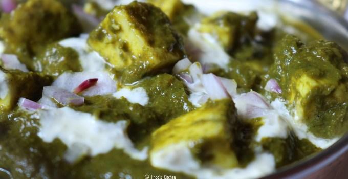 Palak Paneer recipe | palak paneer recipe video | punjabi dhaba style easy palak paneer