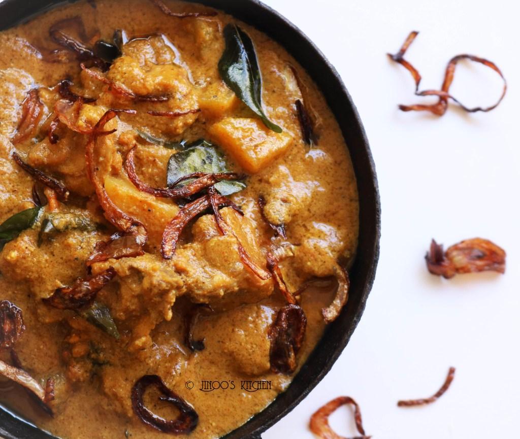 Kerala Chicken curry   nadan chicken curry   Malabar chicken curry with coconut milk