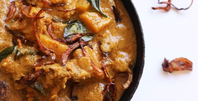 Kerala Chicken curry | nadan chicken curry | Malabar chicken curry with coconut milk