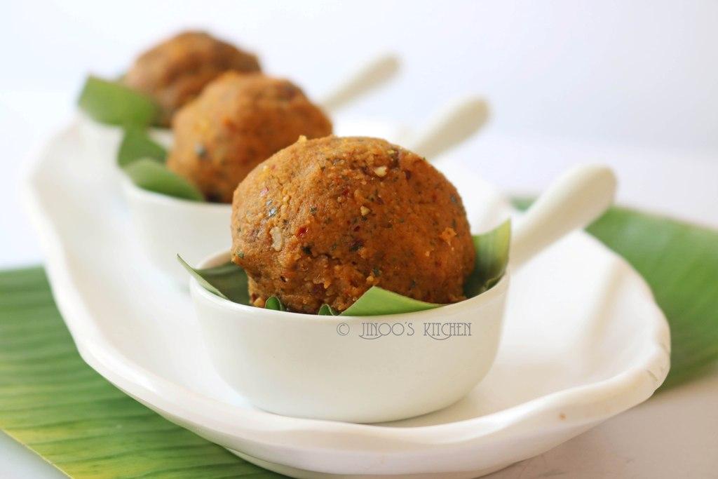Paruppu Thogayal Recipe