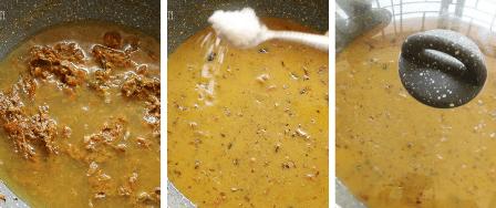 Baby corn pepper masala gravy