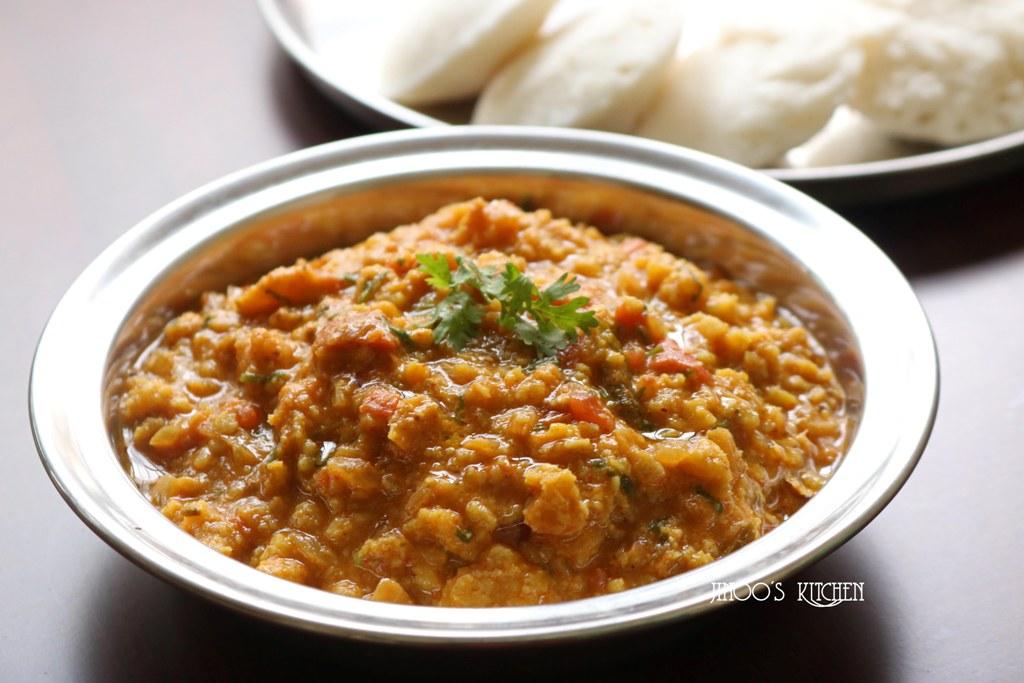 Vada curry recipe | Chennai Vada Curry Recipe hotel style