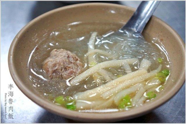 銅板美食胖死都要吃的台中魯肉飯