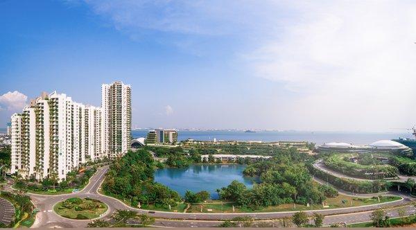 馬來西亞森林城市新房交付 多元文化智慧新城雛形初現