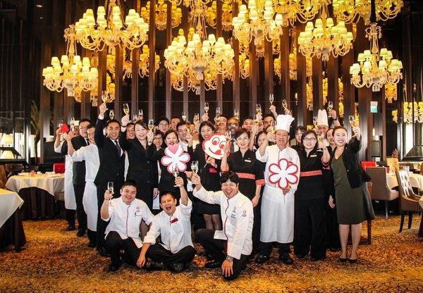 四川飯店連續第四年成為新加坡最高米其林評級中餐廳