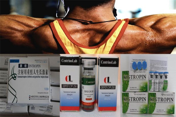 How to use HGH and testosterone products in fitness