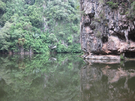 Ipoh's secret lake