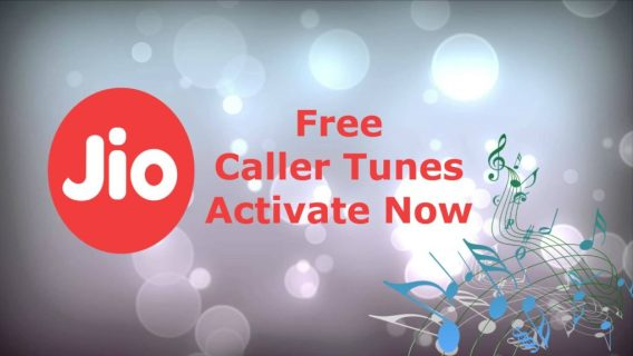 How to activate Jio caller Tune