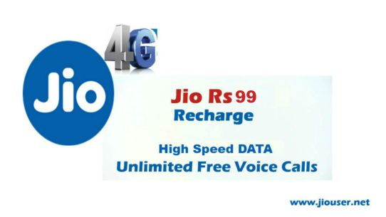 Jio Phone Rs 99 Recharge Plan | Unlimited Voice Calls | 14GB