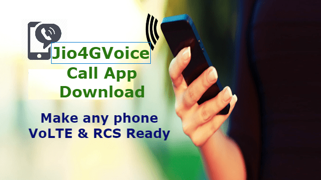 How to Download Jio4GVoice Call App | Guide for Jio Video Calling