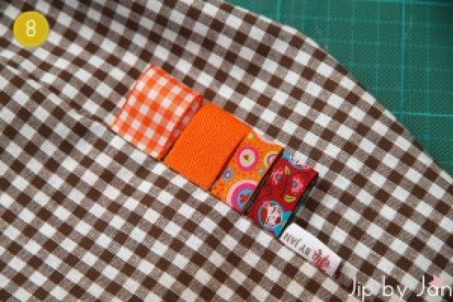 Tutorial Sewing a Bag for bicycle basket Jip by Jan DIY