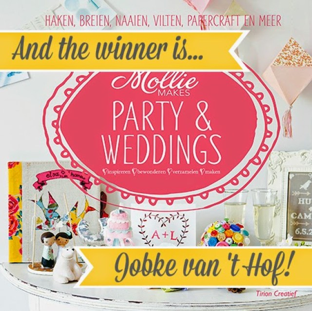 Mollie Makes Party And Weddings Jip by Jan