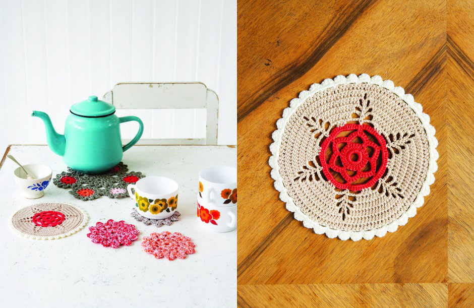 Haakpatroon Doily Uit Mollie Makes Haken Jip By Jan