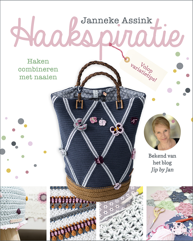 Cover Haakspiratie Jip by Jan