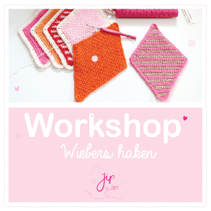 Workshop Wiebers haken – Rijssen – 26 september 2020