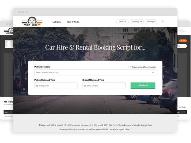 Car Rental Management Software Image Search Results