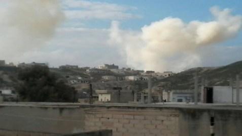 أطباء بلا حدود...هناك أدلة تثبت قصف مشفى بريف حماة بالأسلحة الكيميائية