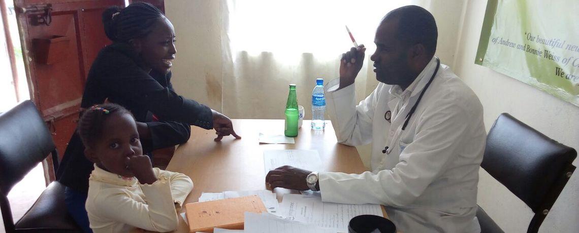 2016 Jitegemee Health Day