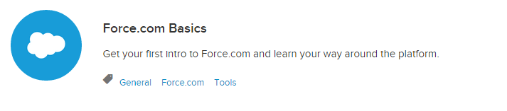 Force.com Basics
