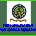 HELB loan first application logo